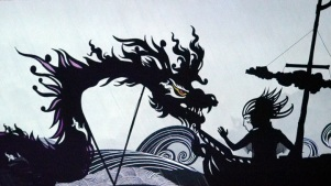 'Largest Shadow Puppet Play' at The Freud