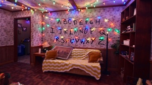 Nab an Early Peek at Universal's 'Stranger Things' Maze