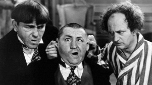 Post-Thanksgiving Fun: Three Stooges Day