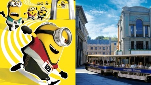A Minion to Run: Join Universal's First-Ever Backlot Run