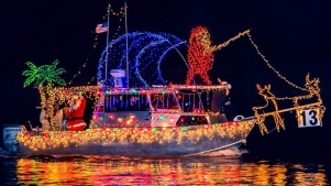 Cheer on the Ventura Parade of Lights (It's a Definite Go)
