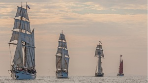 Tall Ships Festival Sails into Dana Point