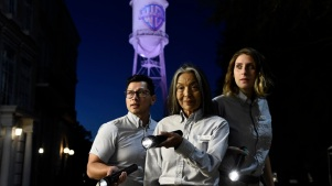 Special (and Spooky) Warner Bros. Evening Tour