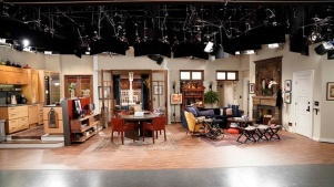 'Will & Grace' Set Visit: Universal VIP Experience