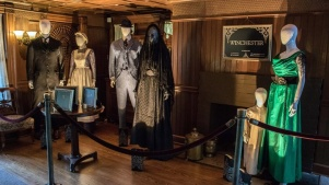 Winchester Mystery House: Film Costume Display