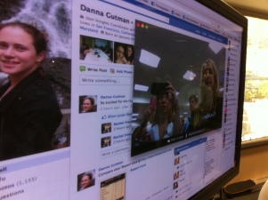 Facebook Takes Aim at Hangouts, FaceTime
