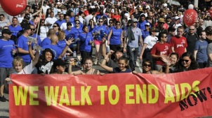 AIDS Walk Los Angeles: Give, Walk, and Support