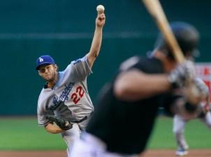 Dodgers, Kershaw KO'ed 6-0 in Desert