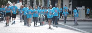 18th Annual HopeWalk and Kid's Healthy Activity Fair on June 9