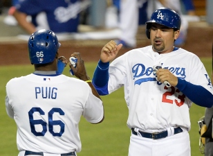 Adrian Gonzalez Excited for Mayweather vs. Pacquiao