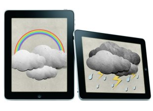 The Future of Cloud Computing: 5 Rainbows, 5 Thunderheads