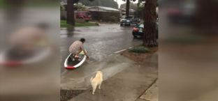 SoCal Storm Packs a Punch