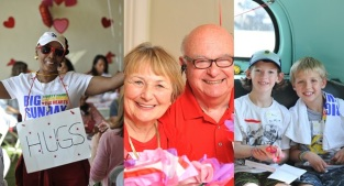 Spread Kindness: Big Sunday Give Back