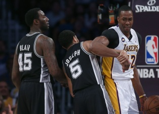 Lakers End Season, Start Uncertainty