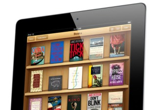 Apple Has 20-Percent of E-Book Market