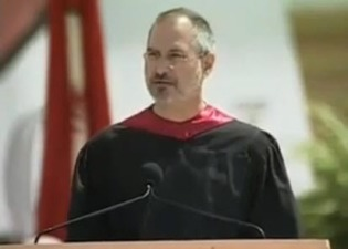 Jobs' Stanford Speech: 2005