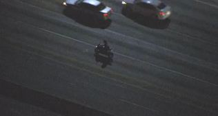 Motorcyclist in High-Speed Chase ID'd