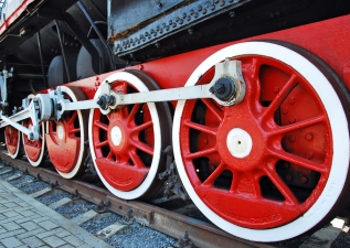 Train Days Whistle into Redlands
