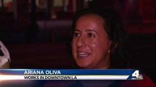 [LA] Final Preps Before Music Festival Hits DTLA