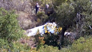 Pilot Killed in Small Plane Crash in Ventura County