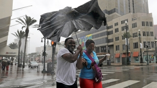 The Aftermath of Hurricane Barry in Photos
