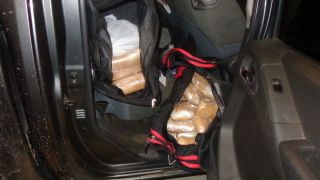 61 Bundles of Narcotics Seized From Vehicle in San Clemente