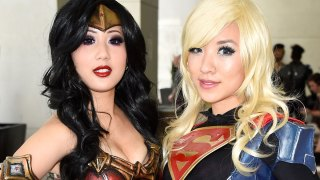 Babes of 2014 Comic-Con