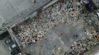 [LA] Business Owners Furious Over Fashion District Garbage Pile