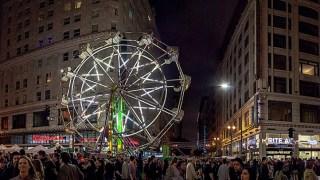 Free: Night on Broadway Celebration