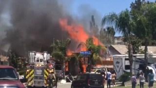 [LA] Natural Gas Explosion in Murietta Kills One, Injures 15