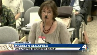 [LA] Uptick in CA Water Usage: Report