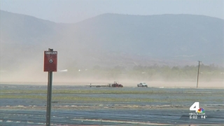 [LA] IE Dust Storms Threaten Health, Visibility