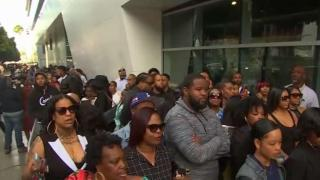 [LA] Thousands Gather for Nipsey Hussle's Celebration of Life Memorial Service at Staples Center