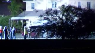 [DGO] Military Plane Crashes Into Neighborhood