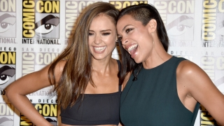 "Alba Reveals Her ""Sin City"" Dark Side at Comic-Con"