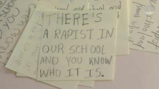 [NATL] Student Suspended for Posting Warnings of Rapist in School Bathrooms