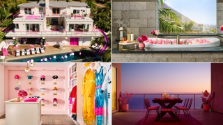 See the Life-Sized Barbie Malibu Dreamhouse in Photos