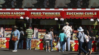 LA County Fair: Outlandish Eats Aplenty