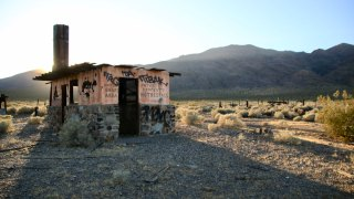 Pictures: How the Small Community of Trona is Recovering Following Quakes