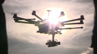 Calif. Man Arrested for Flying Drone Over Wildfire