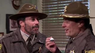 "[NATL] Fallon, Hamm Reenact ""Park Patrol"" Show"