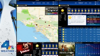 Download NBC4 Weather App for iPhone, iPad, Android