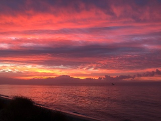 Southern California Sunrises and Sunsets