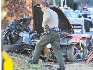 Man Who Stole Paul Walker Crash Wreckage Sentenced to Six Months in Prison