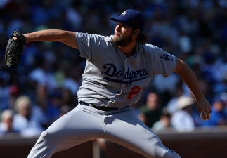 Kershaw Wins Roy Campanella Award