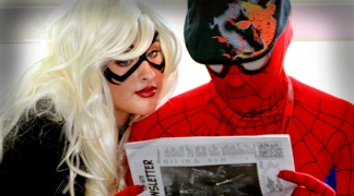 Stars, Geeks Shine at Comic-Con