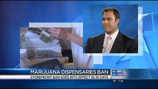 Many Grey Areas Remain in LA City Ban on Marijuana Dispensaries