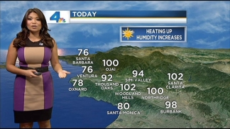 Weather Video: Monday, Aug. 6, 2012