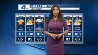 Weather Video: Wednesday, August 15, 2012