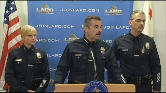 LAPD Chief Charlie Beck Addresses Ex-Cop Revenge Spree